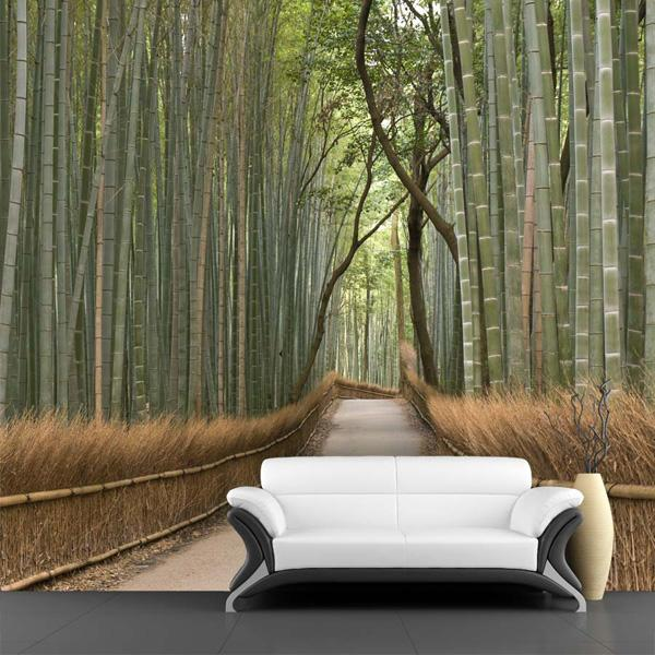 jungle wall mural decals. Black Bedroom Furniture Sets. Home Design Ideas