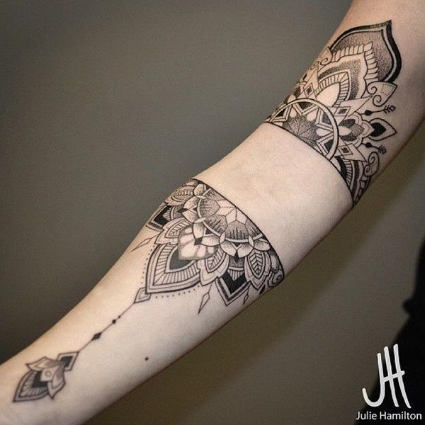 Mandala Sleeve Tattoo 40 Intricate Designs Art And