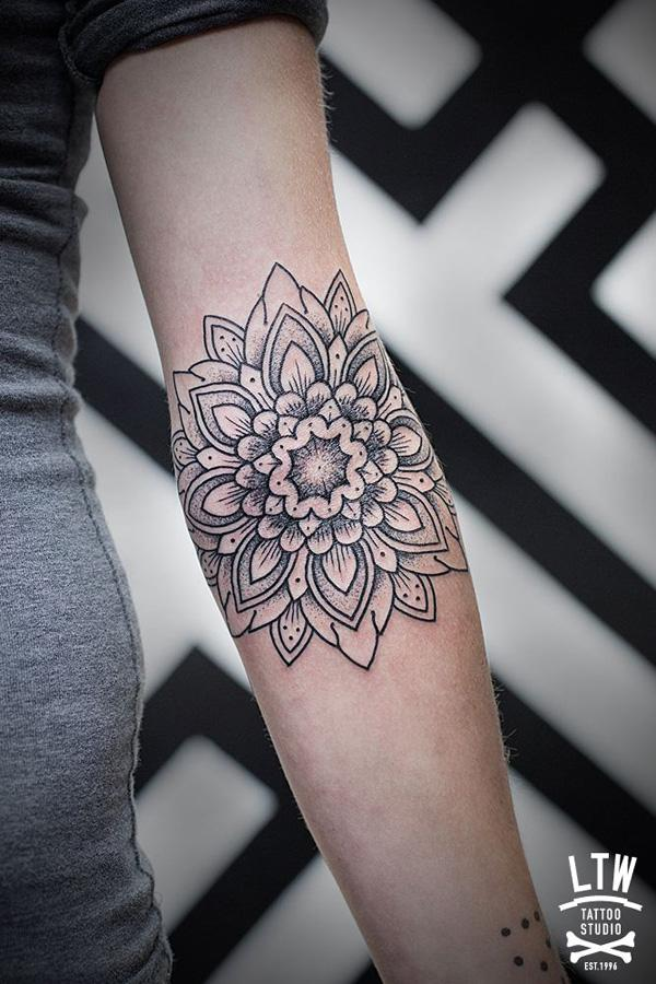 Mandala Tattoo-20