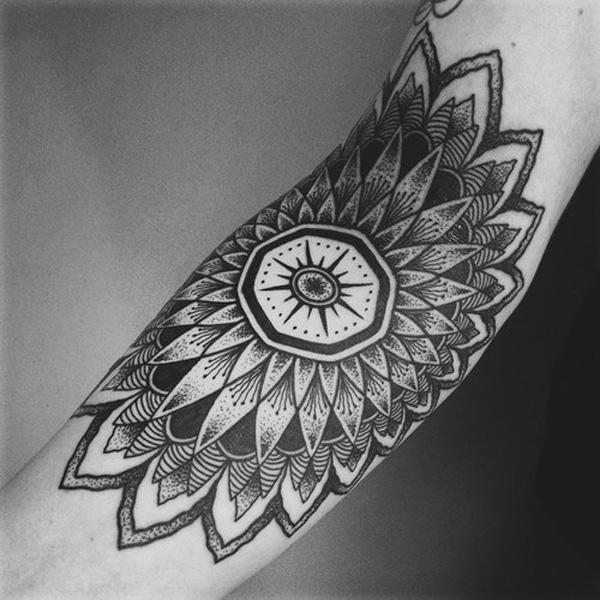 Mandala Tattoo-25