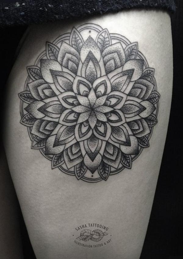 Mandala Tattoo-26