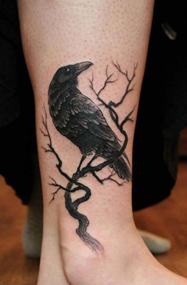 Raven Alkne Tattoo-56