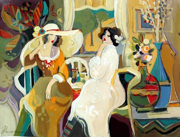 Strong Expressions by Isaac Maimon