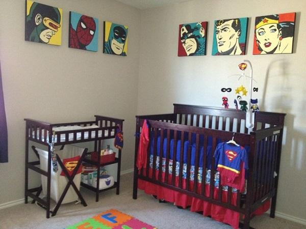 boys superhero bedroom ideas. Superhero Nursery - Are You Concerned That Your Son Might Just Be Too Young To Become Boys Bedroom Ideas