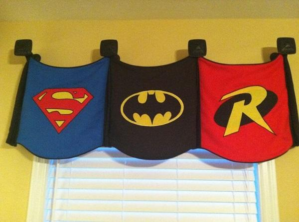 Trend Superhero Banners As a toddler you can start adding additional decorations to your little
