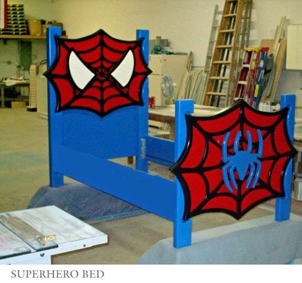 Superhero Bedframe