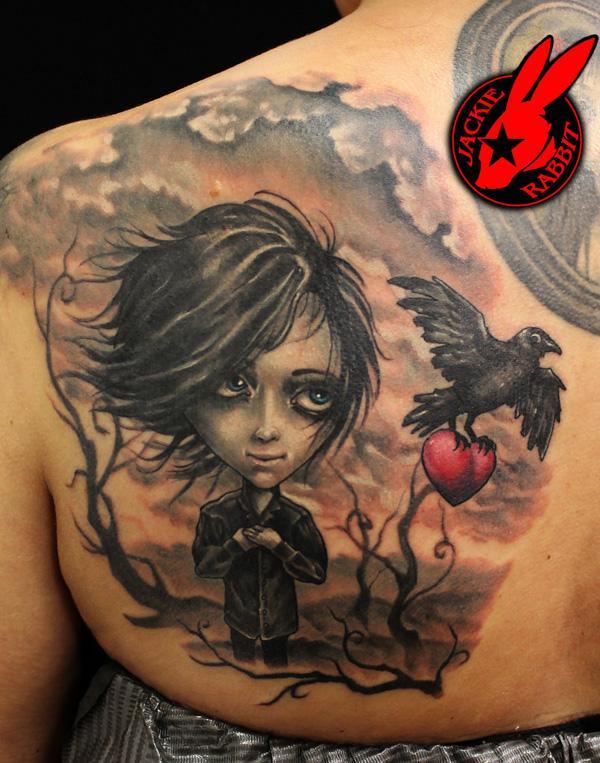 Toon Hertz Tattoo by Jackie Rabbit-35