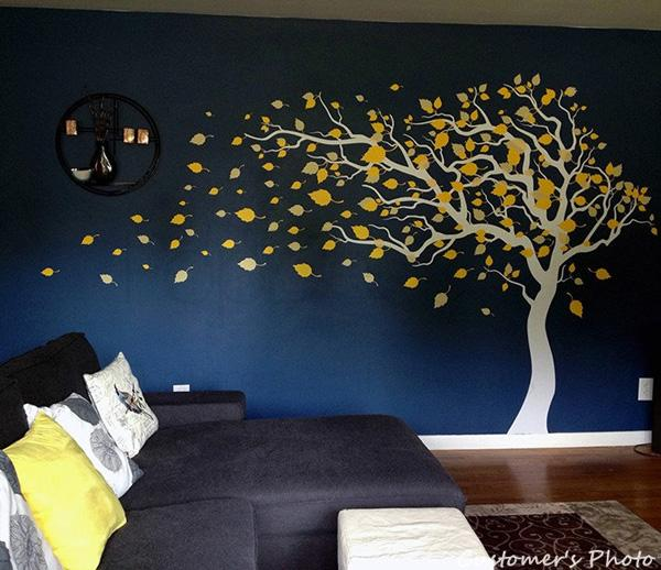 Elegant Tree Wall Decals Baby Room Beautiful Wall Decals Ideas
