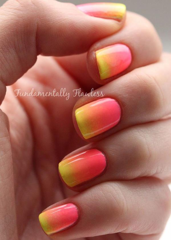 Gradient Nails-10