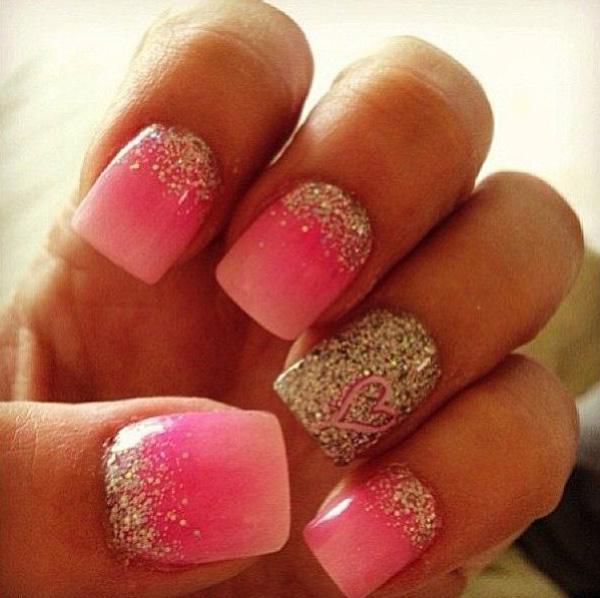 Gradient Nails-12
