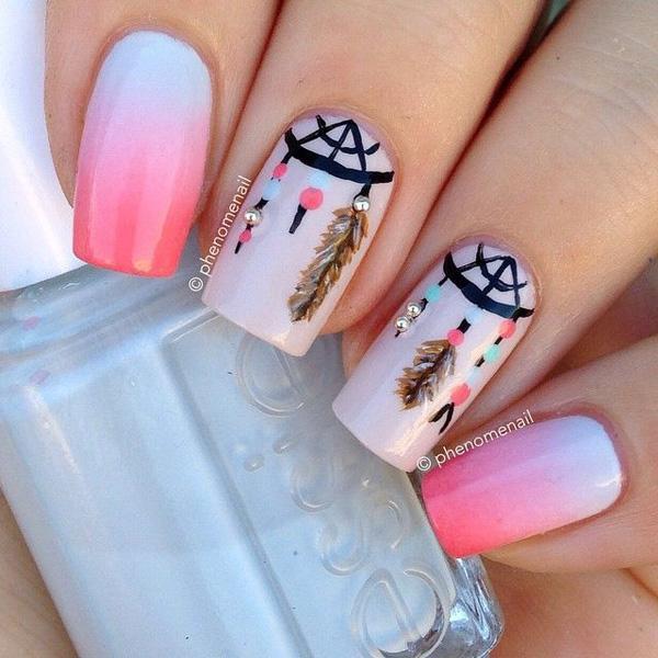Gradient Nails-14