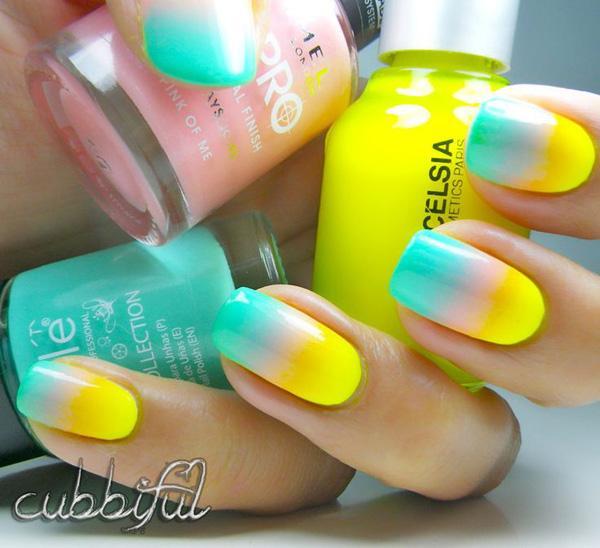 Gradient Nails-7
