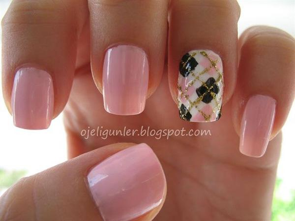 Hand painted - Nail Art