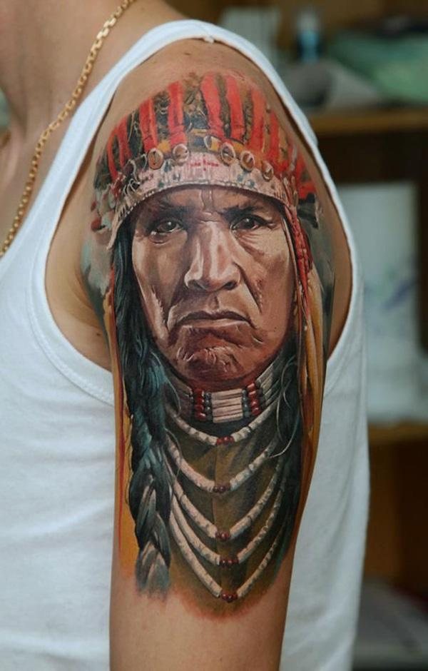 Native American Tattoo-21