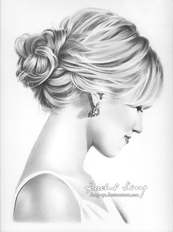 dianna agron by hong yu - Pencil Drawings by Leong Hong Yu  <3 <3