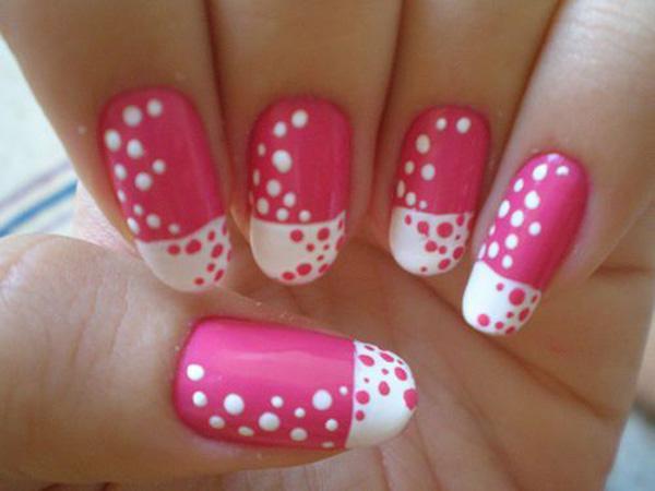 dots cute art