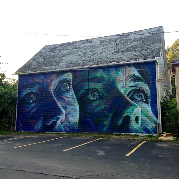 David Walker  - Rochester, USA