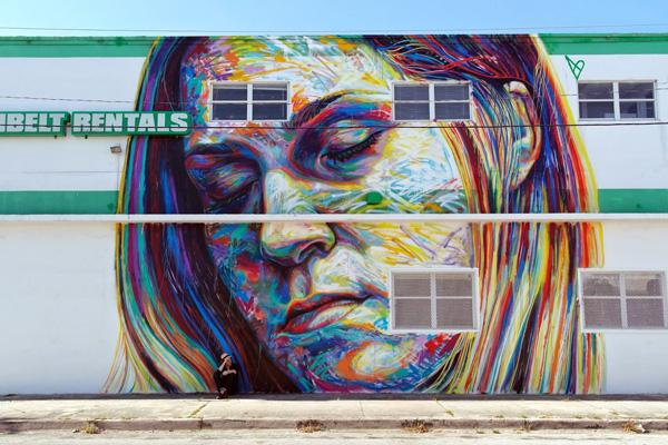 David Walker  Wynwood, Miami