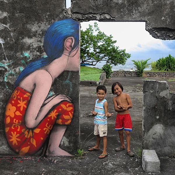 Kidz life, Mataiea, Tahiti