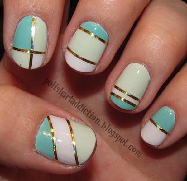 Metallic Manicures-3