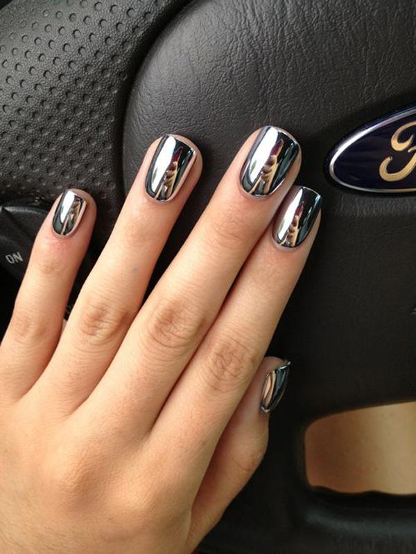 Metallic Manicures