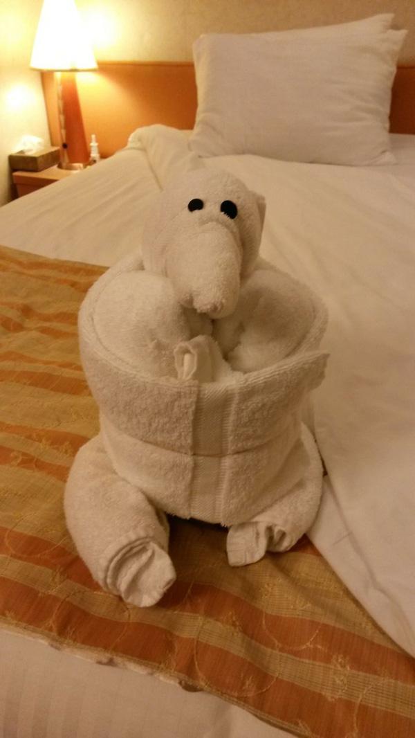 Penguin Towel  Animal