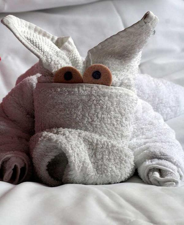 Towel-Folding by Nobaur