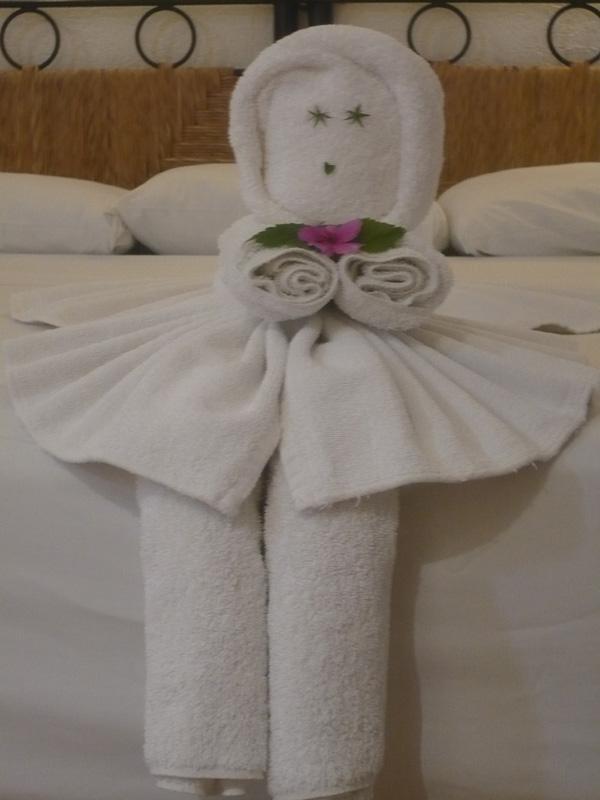 Towel Origami-7