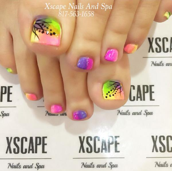 colorful toenail art designs-30