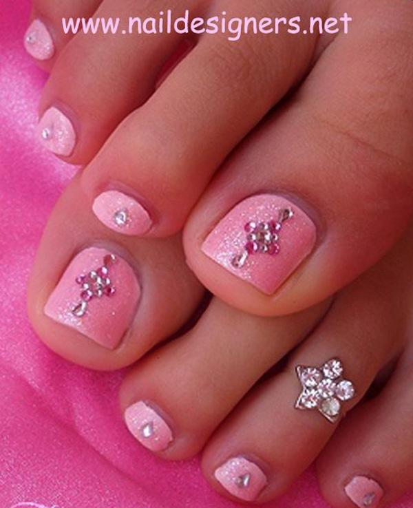 toenail art designs- 10