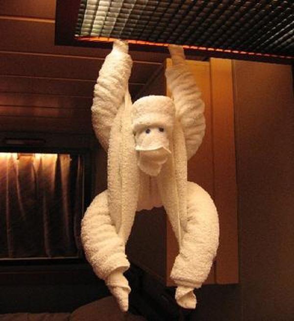towel folding art-4