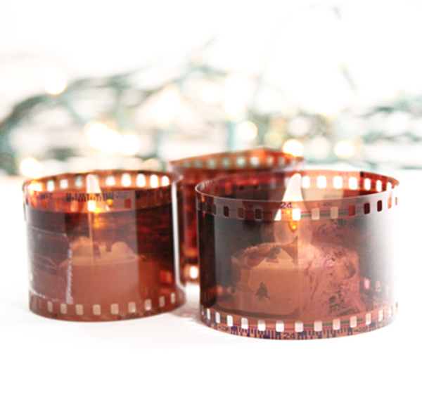 Candle holder from Film