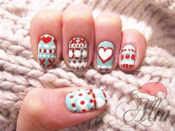 Cute fall nails-46