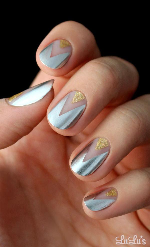 Modern Nails Posts: 32 Amazing Fall Designed Nail Art That Will Make You Stunned