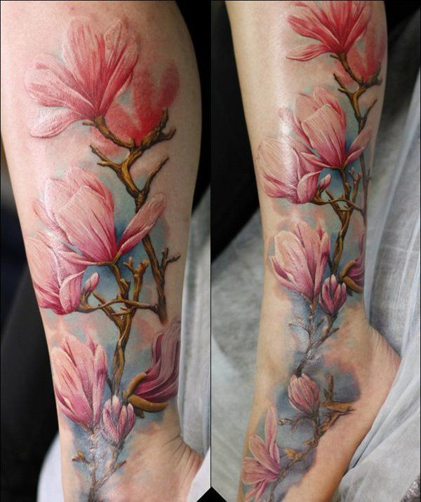 Magnolia color cover up by xandervoron on DeviantArt