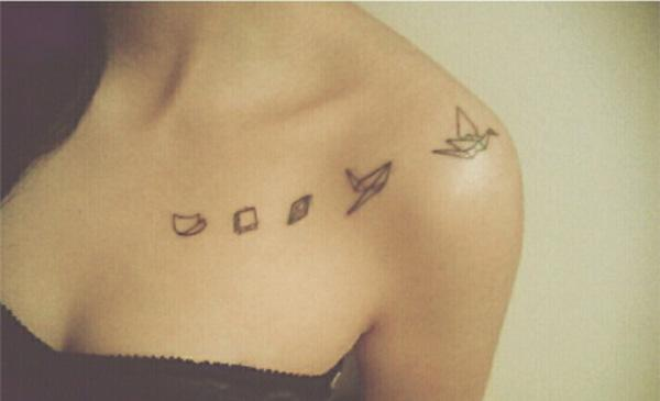 birds clavicle tattoo-4