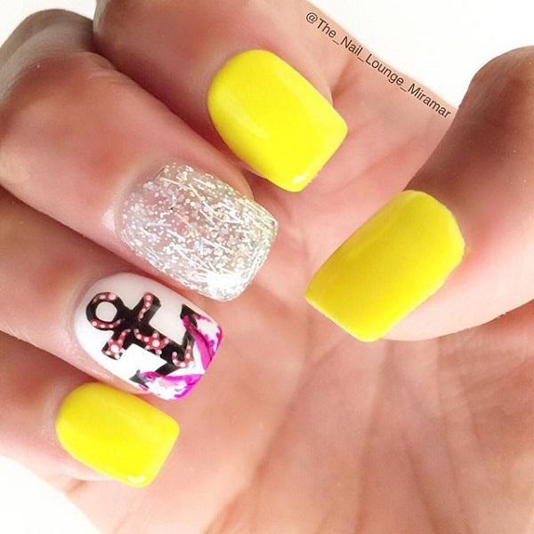 glitter nail-15
