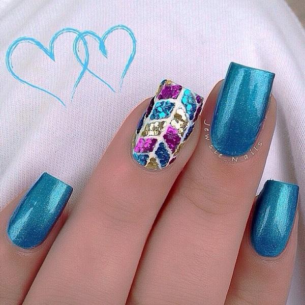 glitter nail-17