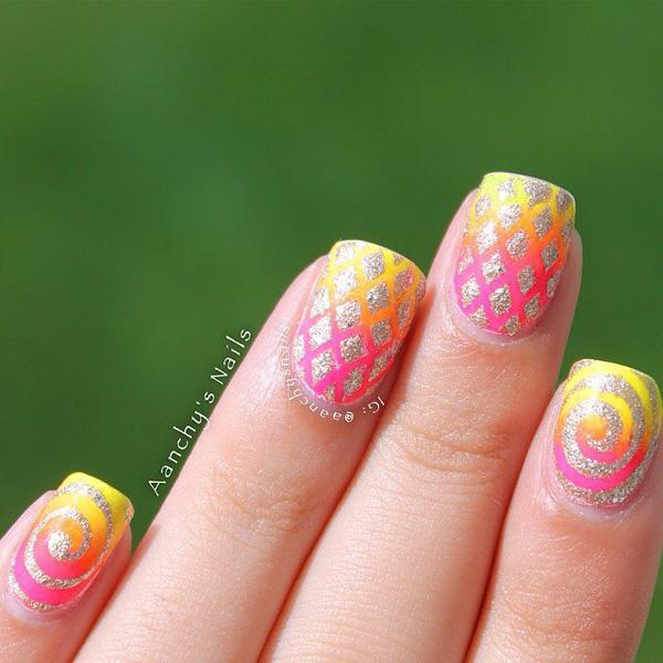 glitter nail-20