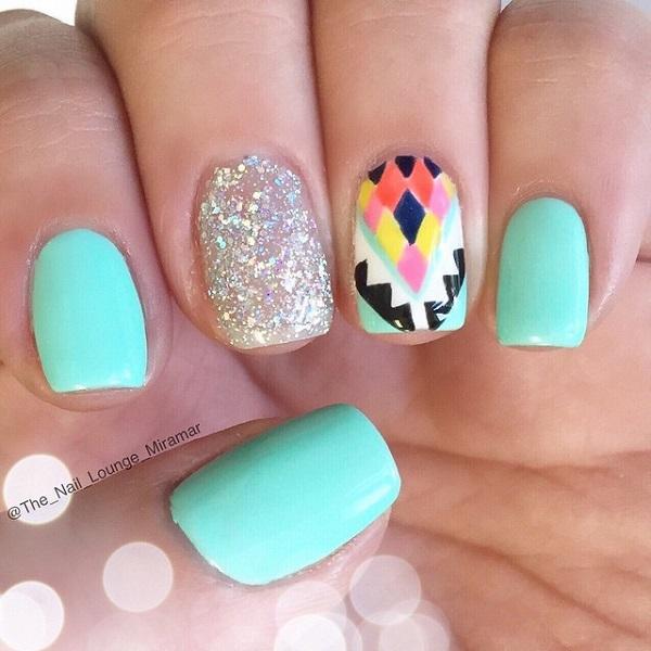 glitter nail-23