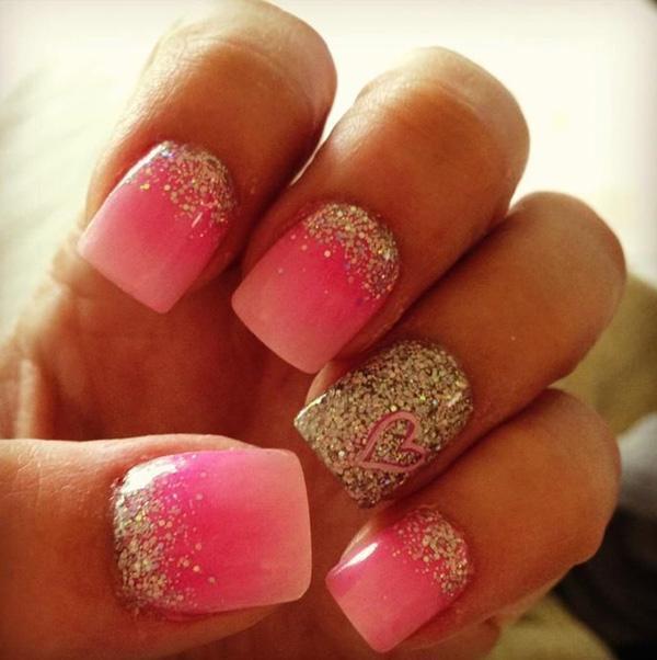 glitter nail-32