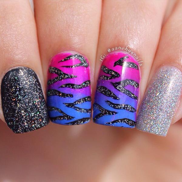 glitter nail-39