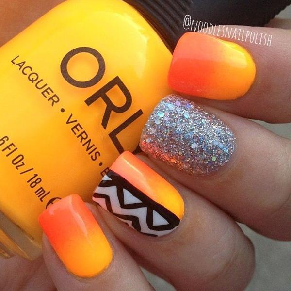 glitter nail-42