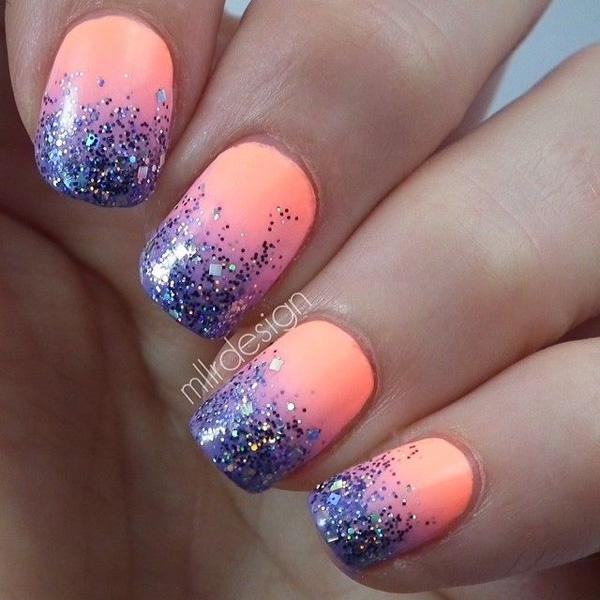 glitter nail-43