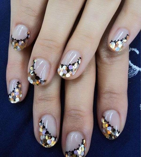 glitter nail-44