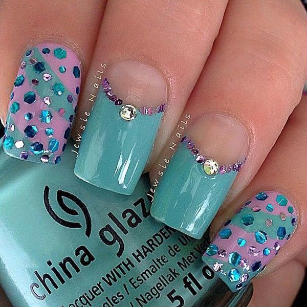 glitter nail-45