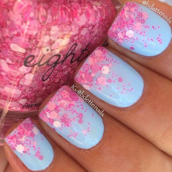 glitter nail-46