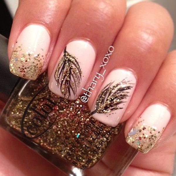 glitter nail-47