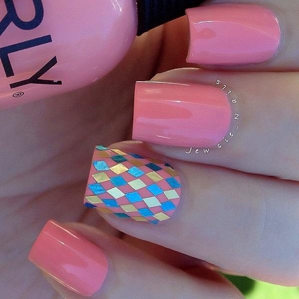 glitter nail-50