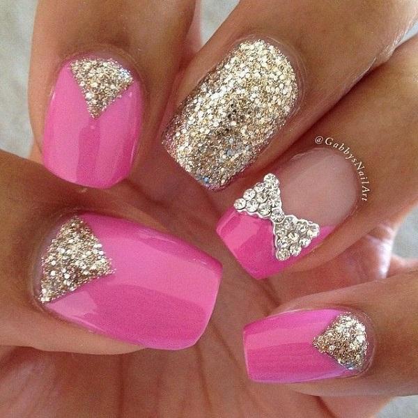 glitter nail-52